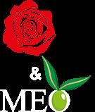Rosa & Meo Logo